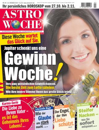 Astrowoche NR.44 2014