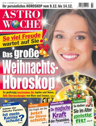 Astrowoche NR.50 2014