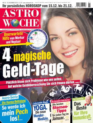 Astrowoche NR.51 2014