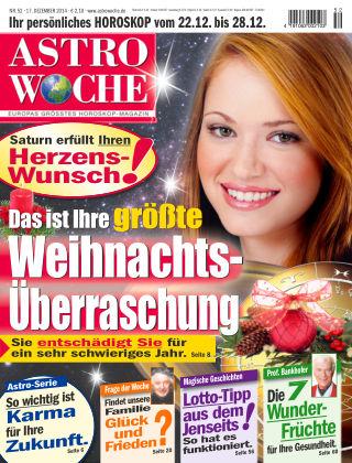 Astrowoche NR.52 2014