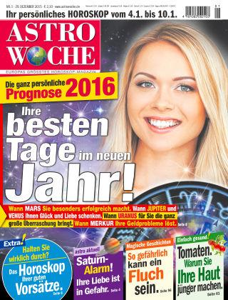 Astrowoche NR.01 2016