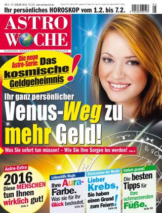 Astrowoche NR.05 2016