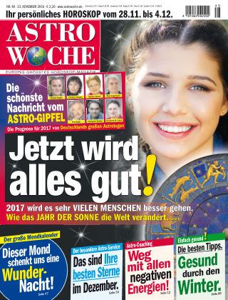 Astrowoche NR.48 2016