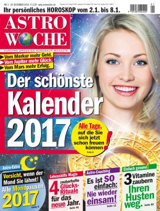 Astrowoche NR.01 2017