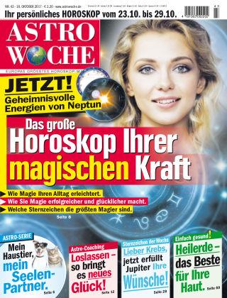 Astrowoche NR.43 2017