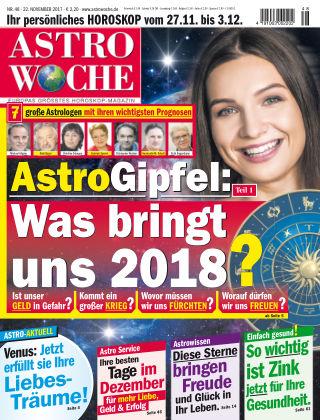 Astrowoche NR.48 2017