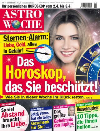 Astrowoche NR.14 2018