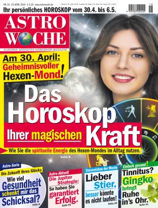 Astrowoche NR.18 2018