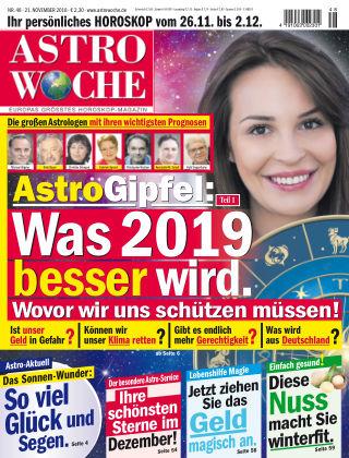 Astrowoche NR.48 2018