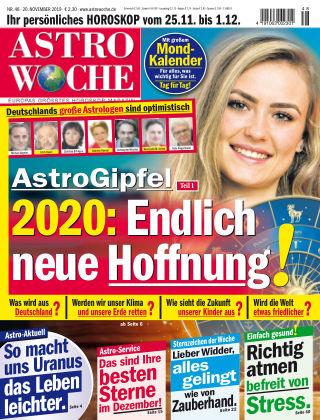 Astrowoche NR.48 2019