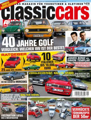 Auto Zeitung Classic Cars NR.1 2014