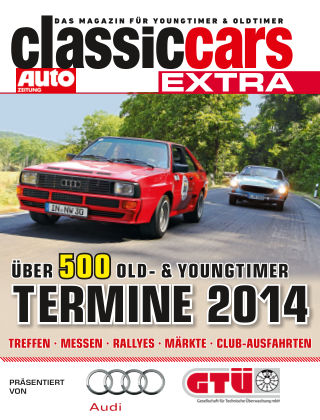 Auto Zeitung Classic Cars NR.3 2014