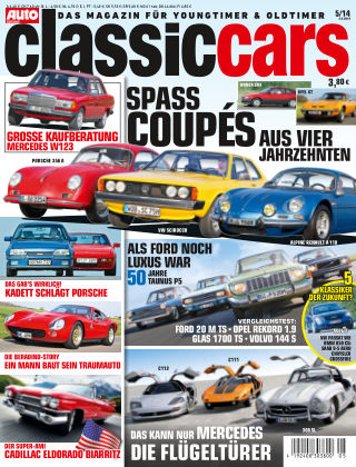 Auto Zeitung Classic Cars NR.5 2014