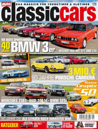 Auto Zeitung Classic Cars NR.1 2015