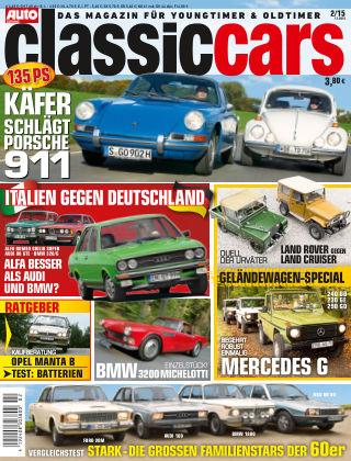 Auto Zeitung Classic Cars NR.2 2015