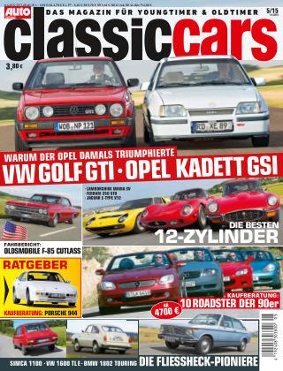 Auto Zeitung Classic Cars NR.5 2015