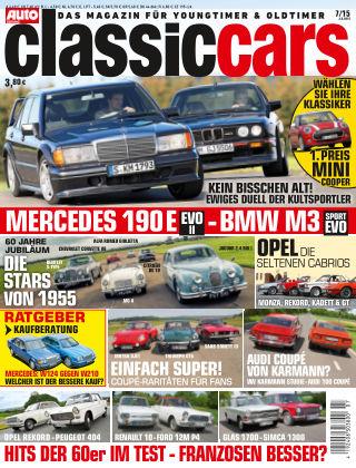 Auto Zeitung Classic Cars NR.7 2015