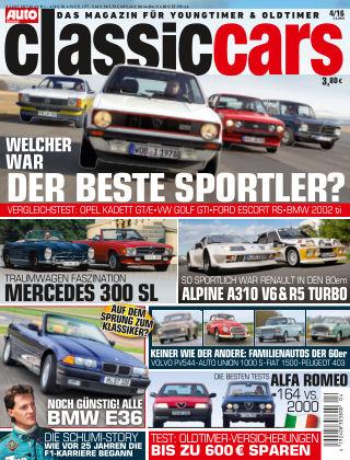Auto Zeitung Classic Cars NR.04 2016