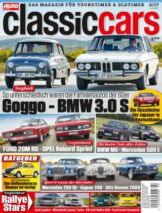Auto Zeitung Classic Cars NR.02 2017