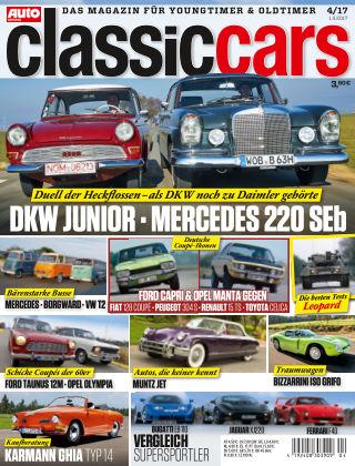 Auto Zeitung Classic Cars NR.04 2017