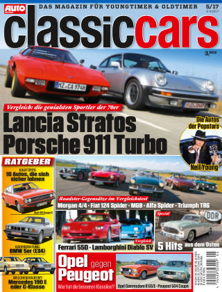 Auto Zeitung Classic Cars NR.05 2017