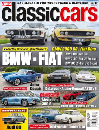 Auto Zeitung Classic Cars NR.10 2017