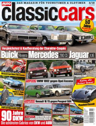 Auto Zeitung Classic Cars NR.02 2018