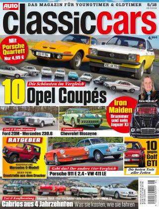 Auto Zeitung Classic Cars NR.05 2018