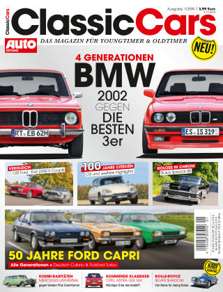 Auto Zeitung Classic Cars NR.01 2019