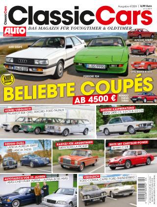 Auto Zeitung Classic Cars NR.04 2019