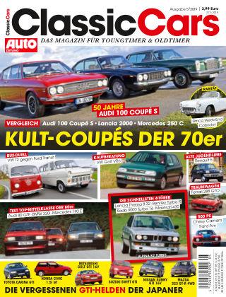 Auto Zeitung Classic Cars NR.05 2019
