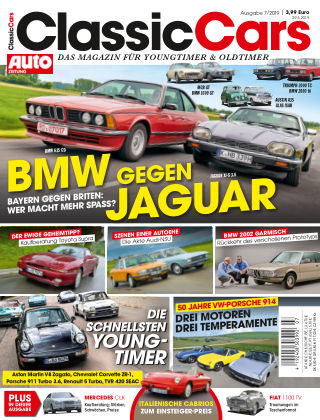 Auto Zeitung Classic Cars NR.07 2019