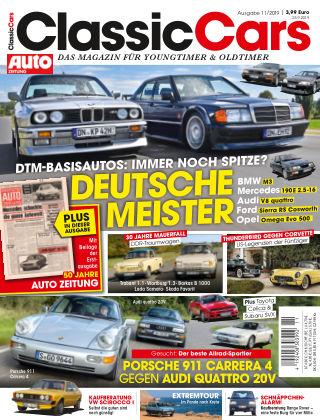 Auto Zeitung Classic Cars NR.11 2019