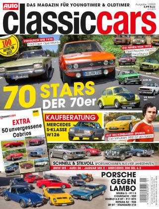 Auto Zeitung Classic Cars NR.01 2020