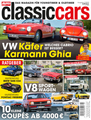 Auto Zeitung Classic Cars NR.02 2020
