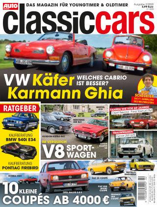Auto Zeitung Classic Cars NR.02 2020