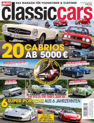 Auto Zeitung Classic Cars NR.05 2020