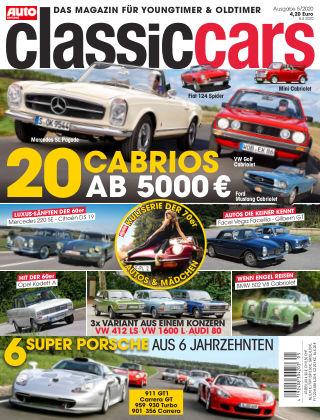 Auto Zeitung Classic Cars NR.05 2020