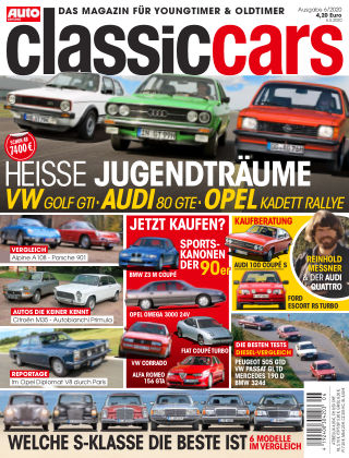 Auto Zeitung Classic Cars NR.06 2020