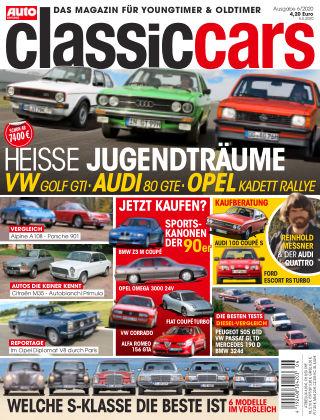 Auto Zeitung Classic Cars NR.06 2020