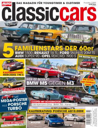 Auto Zeitung Classic Cars NR.07 2020