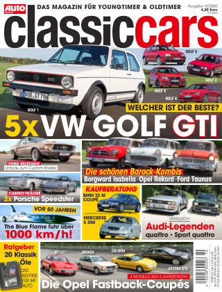 Auto Zeitung Classic Cars NR.10 2020
