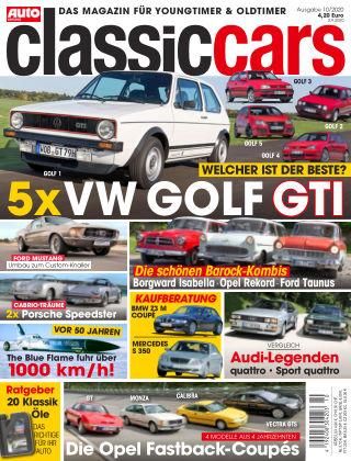 Auto Zeitung Classic Cars NR.10 2020