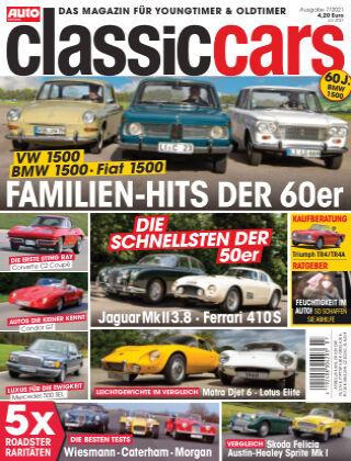 Auto Zeitung Classic Cars NR.07 2021