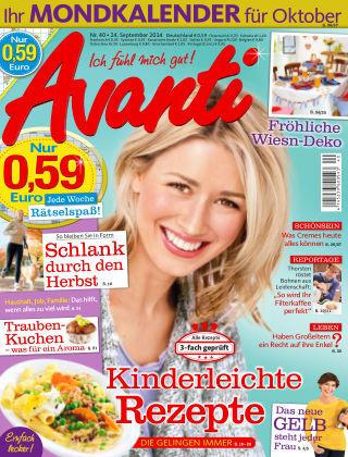 Avanti NR.40 2014
