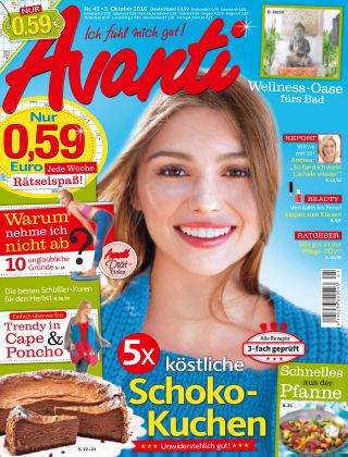 Avanti NR.41 2016