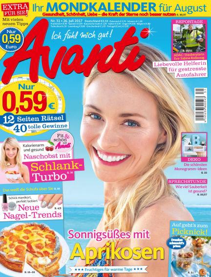 Avanti July 26, 2017 00:00