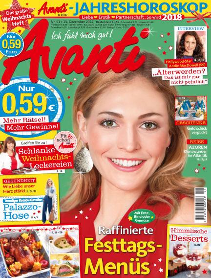 Avanti December 13, 2017 00:00
