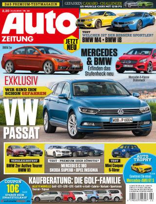 Auto Zeitung NR.22 2014