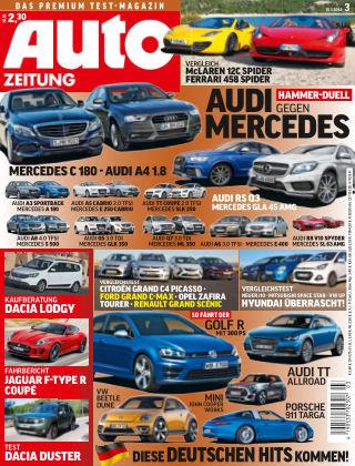 Auto Zeitung NR.3 2014